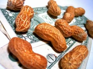 Mistake Peanuts Budget