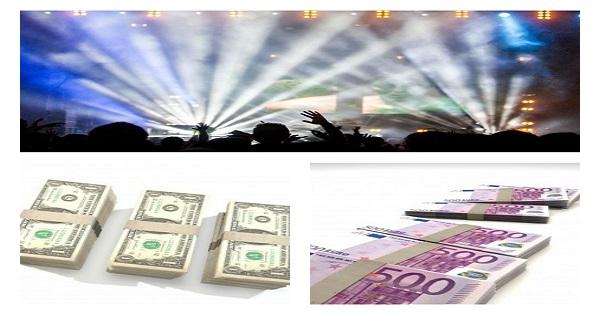 Music Marketing Collage
