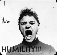 Humility Shout Meme