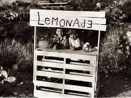 Managing Expectations Lemonade Stand