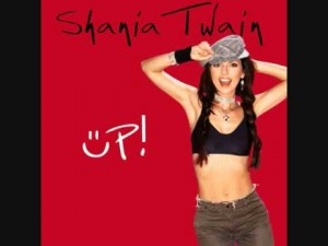 Industry Shania Twain UP