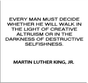 Respect Altruism MLK Quote MEME