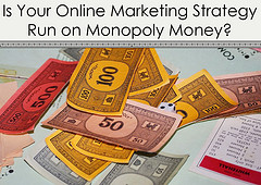 Wrong Marketing Monopoly Money SEO credit