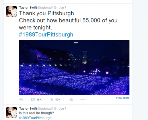 Wrong Marketing Taylor Swift