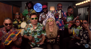 Periscope Jimmy Fallon Music