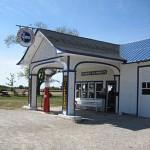 Grind Standard Oil Filling Station