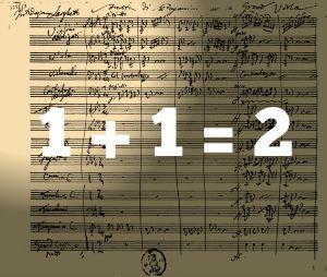 Music Critiques 1+1=2 Meme