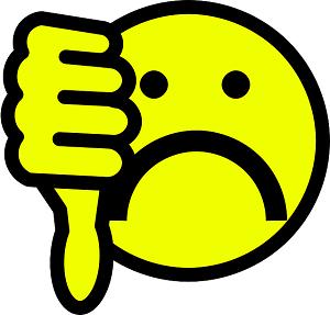 Music Critiques Thumbs Down