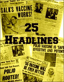 Experiment Mistake 25 Headlines
