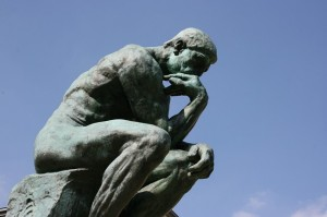 Experiment Mistake The Thinker