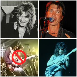 Signature Strength Guitar God Collage
