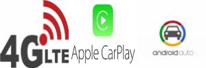 Music Apple CarPlay COLLAGE
