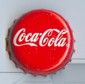 Worthless Coca Cola Cap