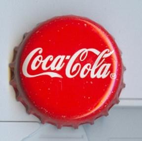Worthless Coca Cola Cap