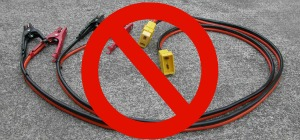 Worthless Jumper Cables MEME