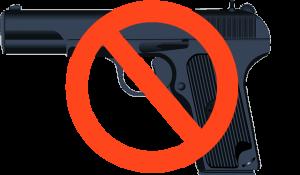 Will gun control