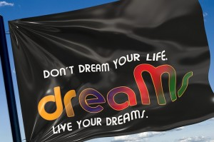 Hope Dreams flag