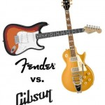 Path Fender vs Gibson