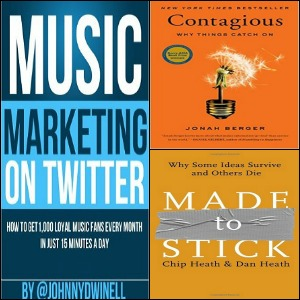 20 Biggest Indie Artist Marketing Mistakes Book collage