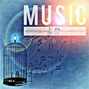 Freedom Music is Freedom MEME