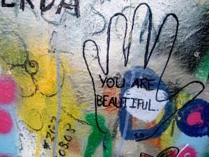 Leverage You Are Beautiful Self Esteem