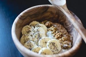 Organic Banana Oatmeal
