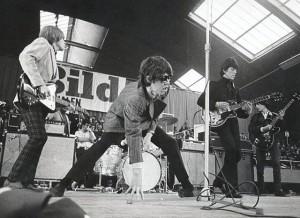 Organic Rolling Stones Live