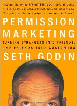 Permission Marketing Book Cover