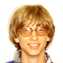 Proximity Bill Gates