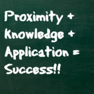 Proximity Equation