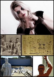 Cage Slave Collage