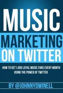 Poverty Music Marketing Book Cover