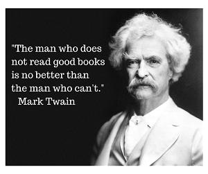 Poverty Mark Twain Quote