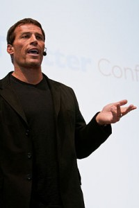 Poverty Tony Robbins