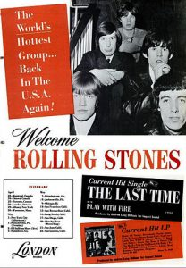 Intention the Rolling Stones
