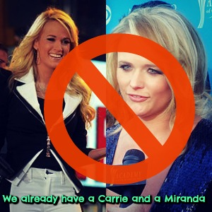 Find Your Sound Carrie and Miranda