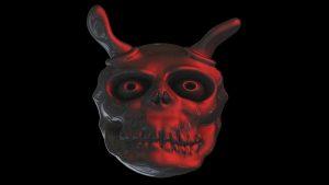False Victim Devil Face