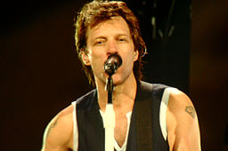 False Victim Jon Bon Jovi