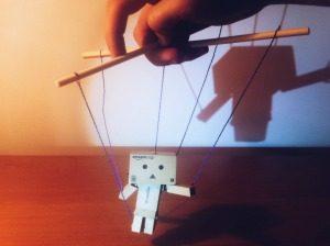 False Victim Marionette