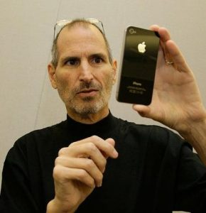 Music Manager Steve Jobs Photo credit Kremlin DOT ru
