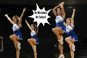 Failures and Mistakes