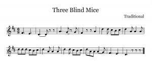 Music Marketing Questions 3 Blind MIce