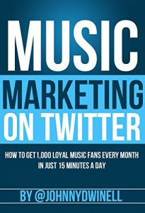 Music Marketing Questions Twitter Book
