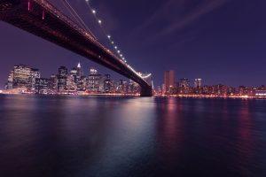 Adversity Brooklyn Bridge