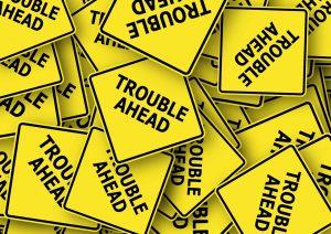 Adversity Trouble Ahead