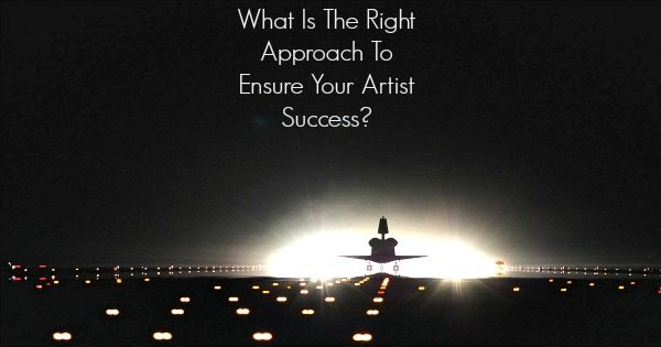 Artist Success Approach Feature MEME