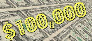 Artist Success Money 100k