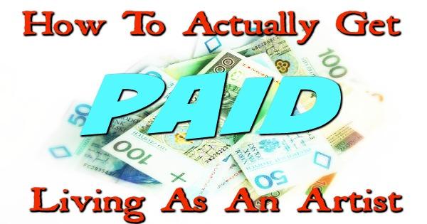 Get Paid As An Artist feature MEME