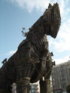 Story Branding Trojan Horse