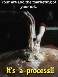 Clutter Process Pasta MEME